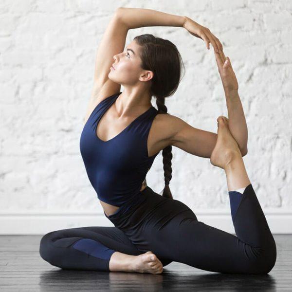 Yoga To Ease Headaches
